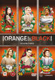 Omslagsbilde:Orange is the new black . Season three