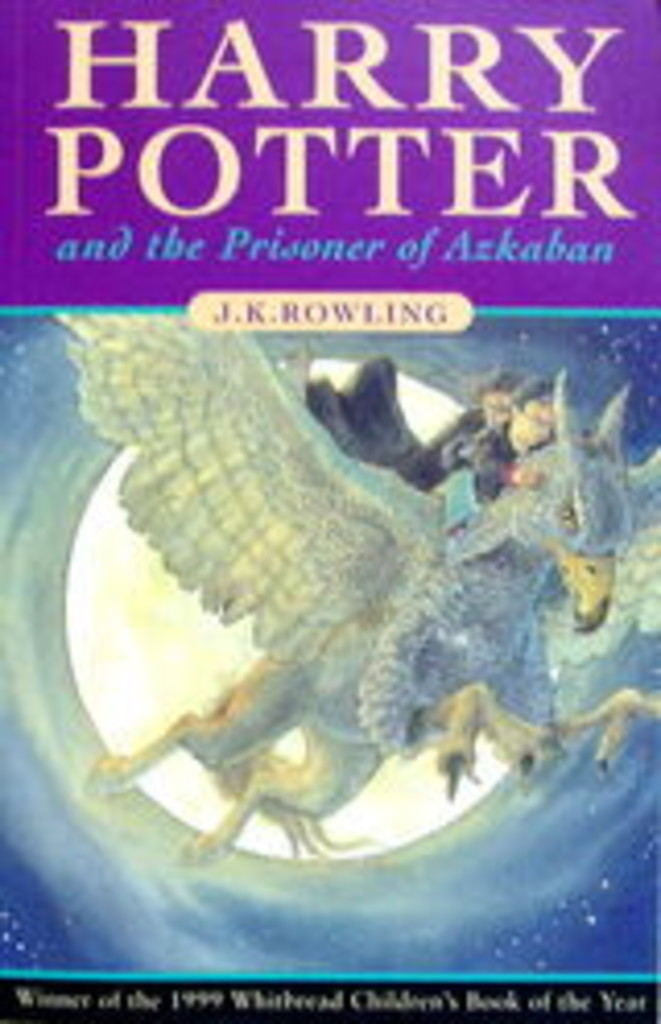 Harry Potter and the Prisoner of Azkaban . 3