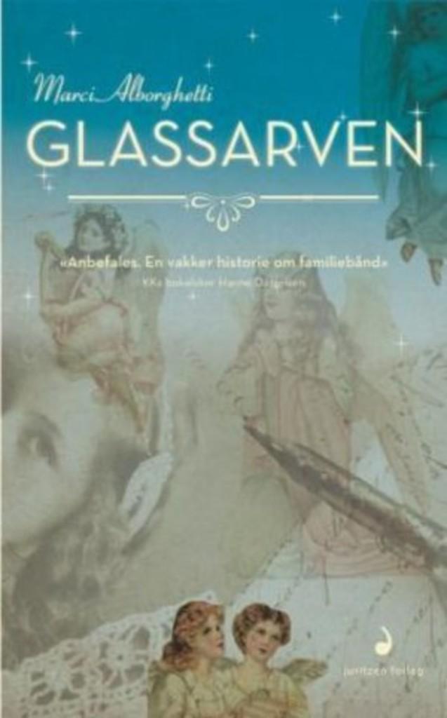 Glassarven : roman