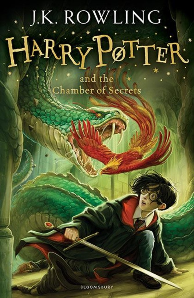Harry Potter and the Chamber of Secrets . 2
