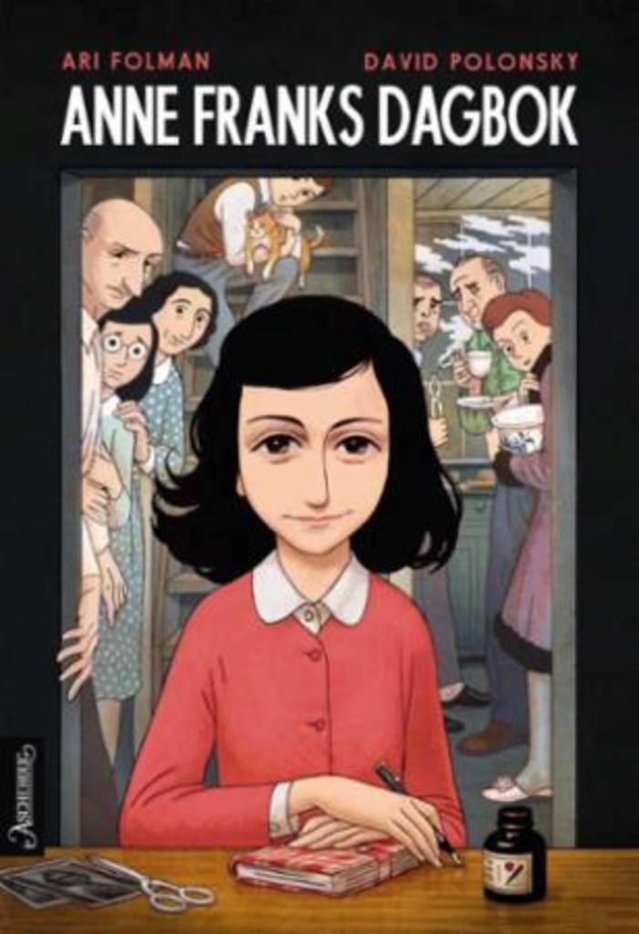 Anne Franks dagbok : grafisk roman