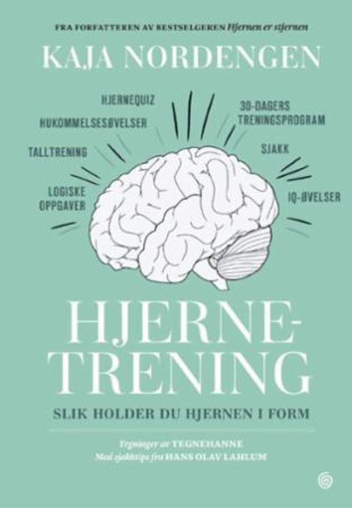 Hjernetrening : slik holder du hjernen i form
