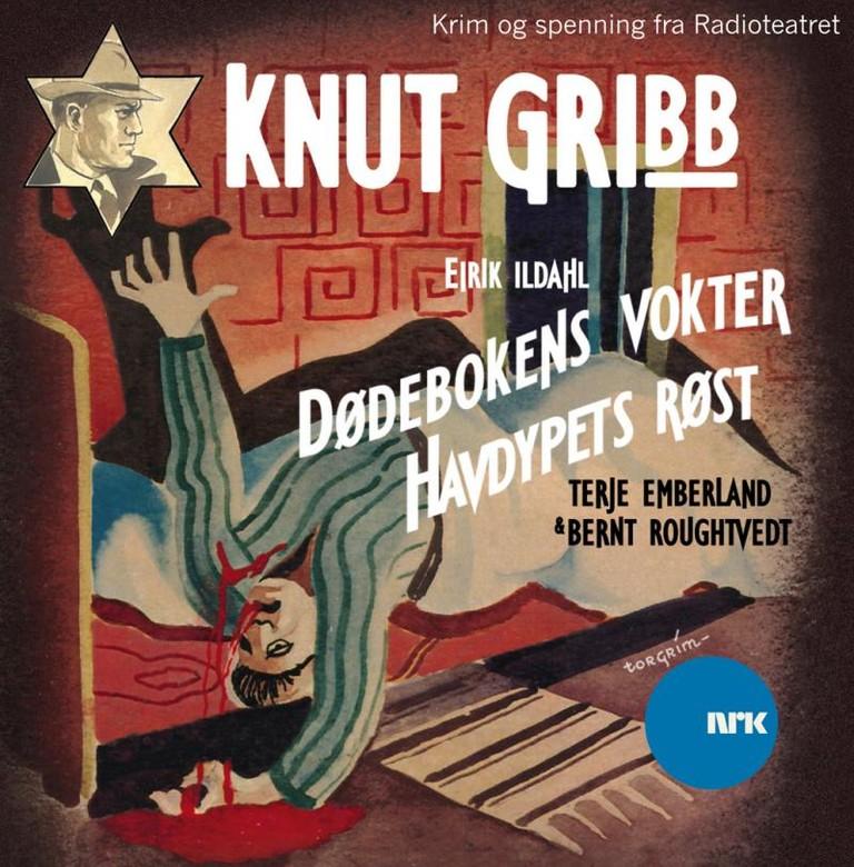 Knut Gribb : Dødebokens vokter og Havdypets røst