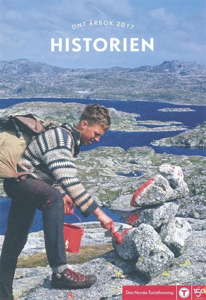 Den Norske Turistforening. Årbok 2017. Historien