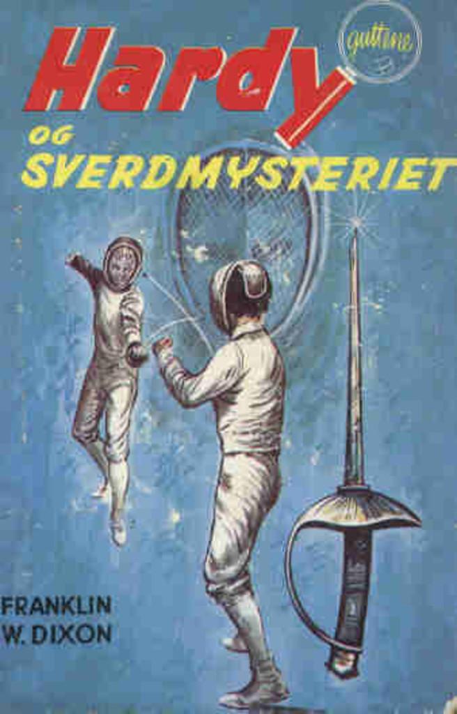 Hardyguttene og sverd-mysteriet