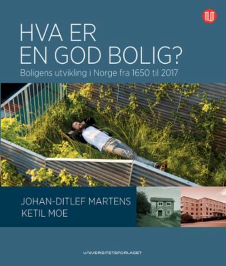 Hva er en god bolig? : boligens utvikling i Norge fra 1650 til 2017