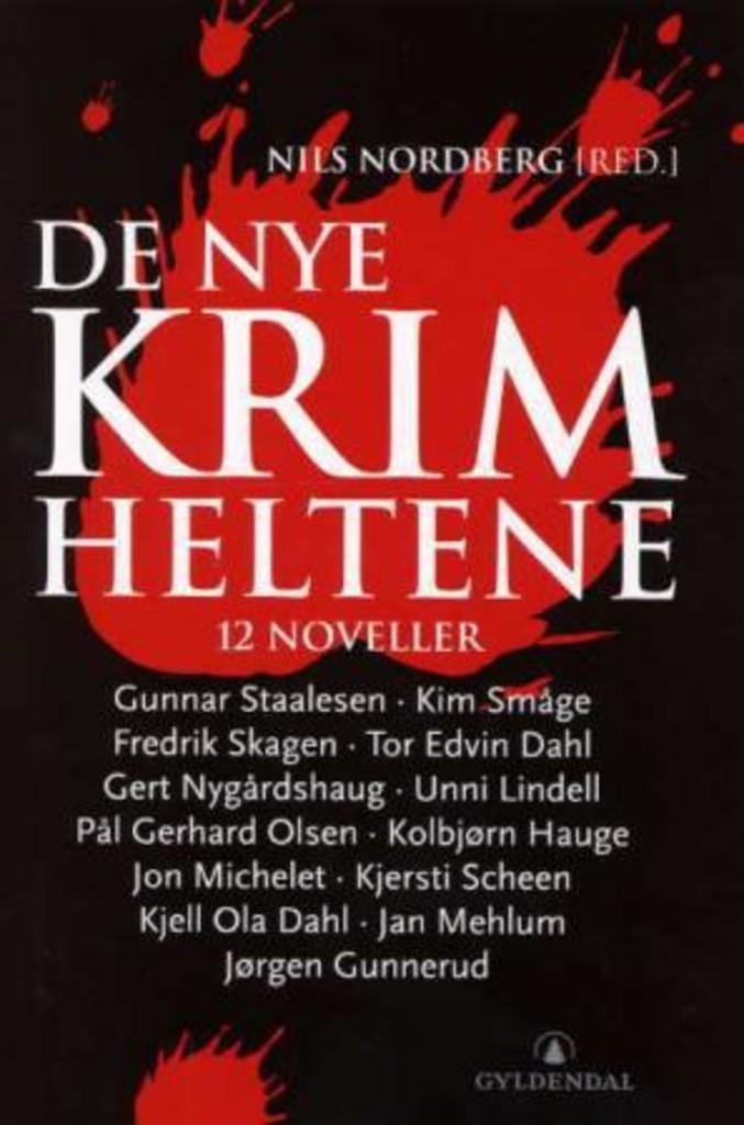 De nye krimheltene : 12 noveller