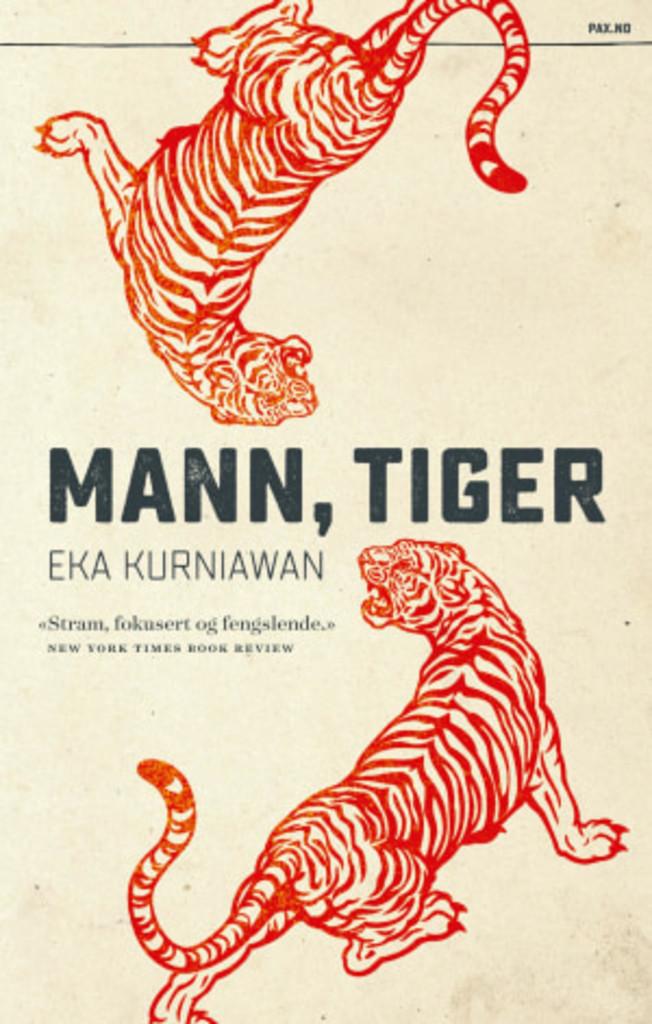 Mann, tiger