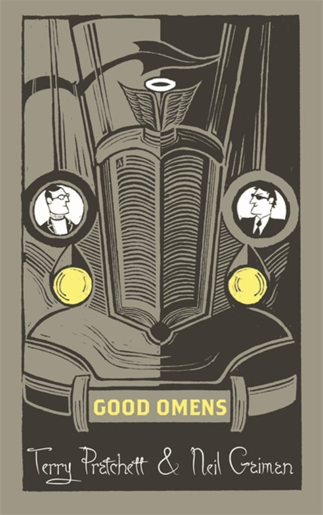 Good omens : the nice and accurate prophecies of Agnes Nutter, witch