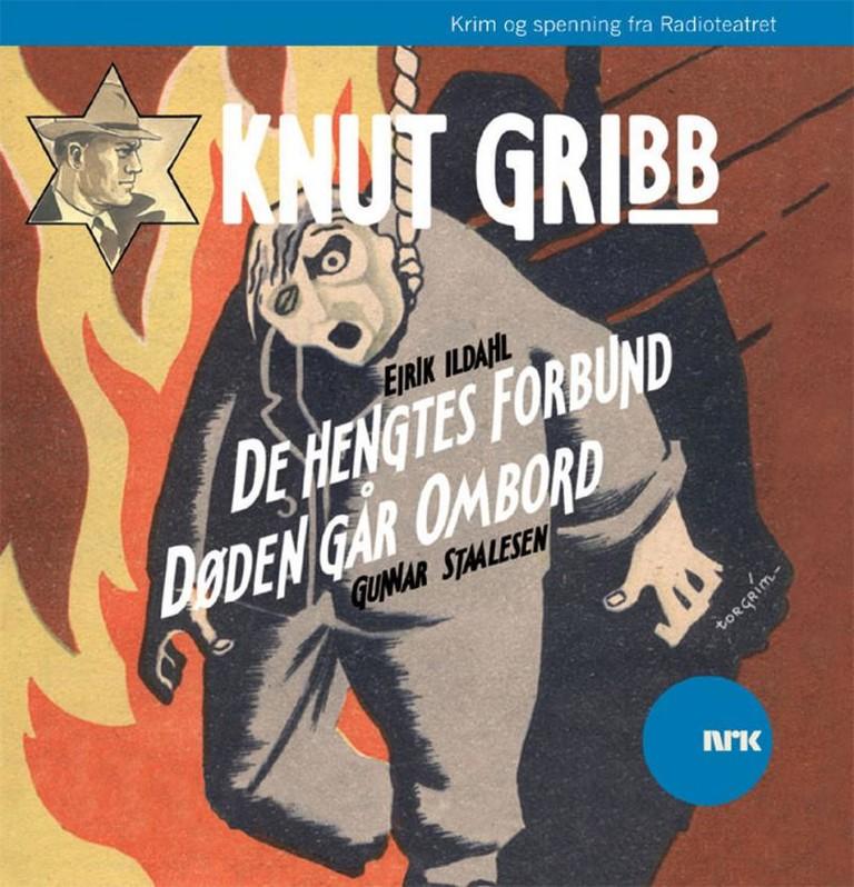 Knut Gribb : . De hengtes forbund. Døden går ombord