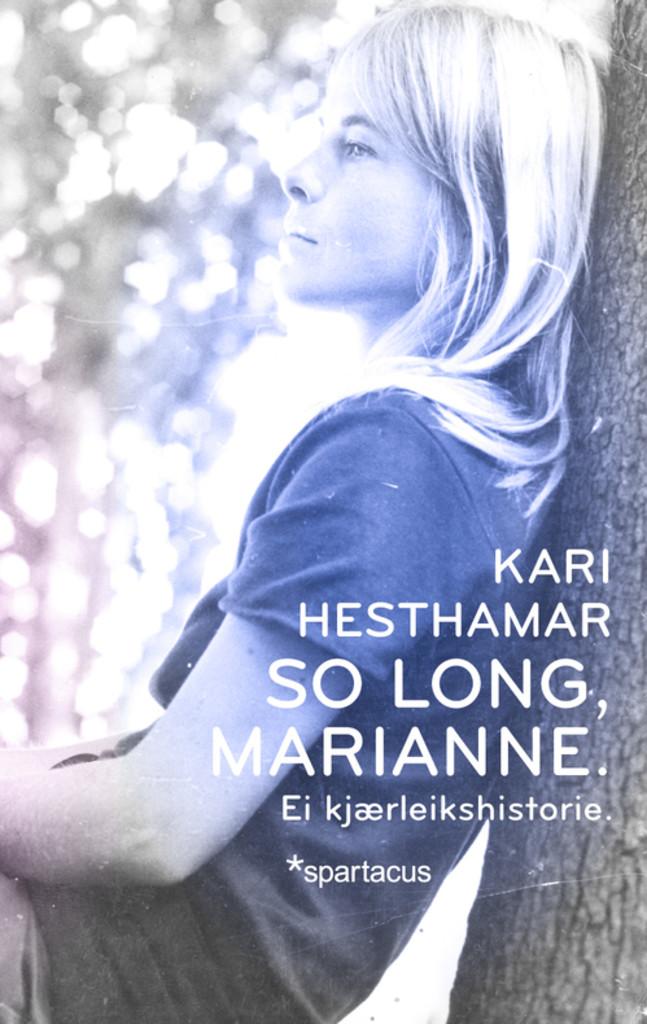 So long, Marianne : ei kjærleikshistorie