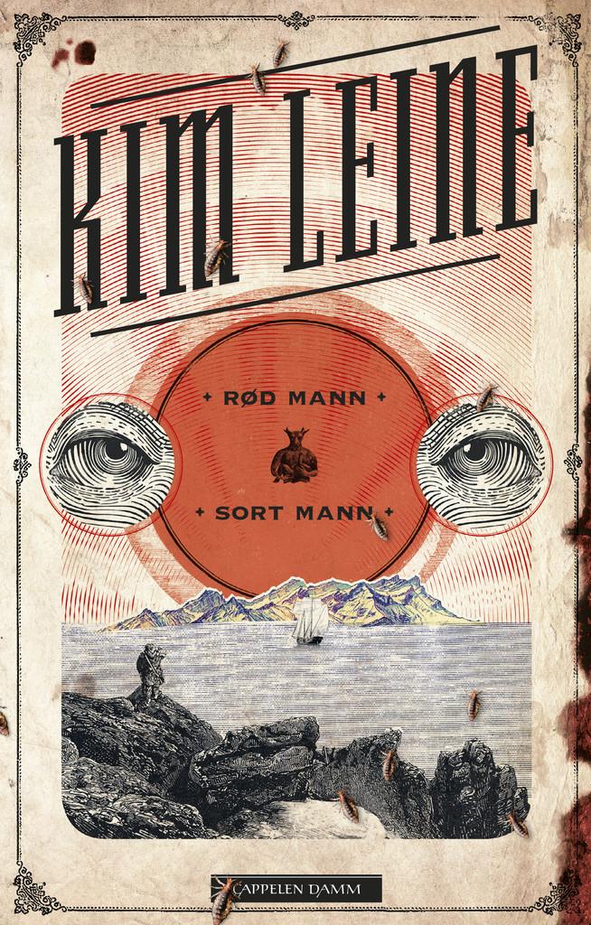 Rød mann/sort mann : roman