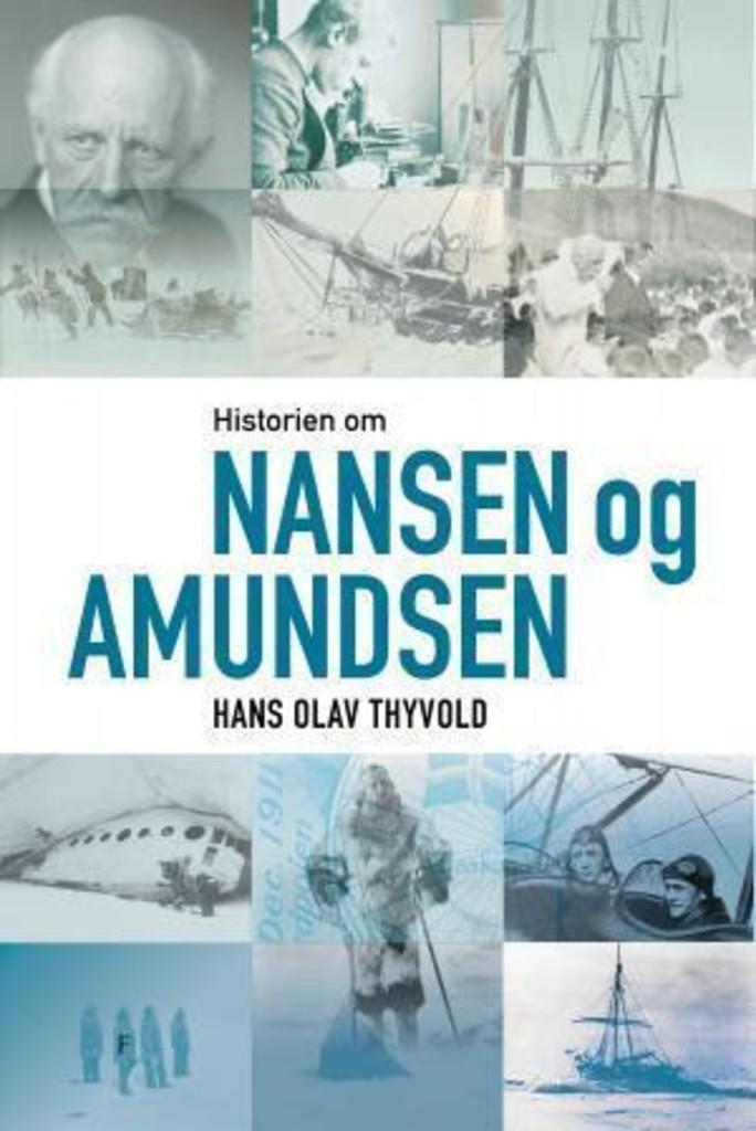 Historien om Nansen og Amundsen