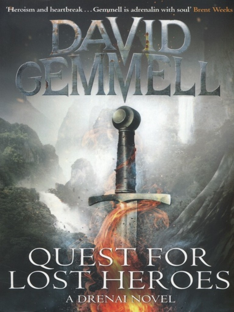 Quest for lost heroes