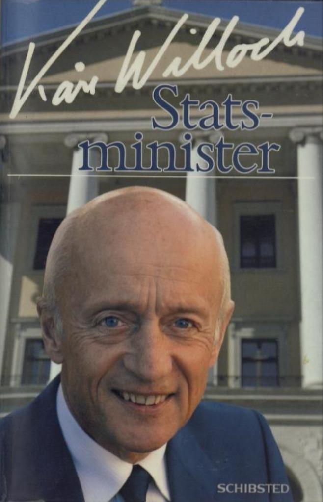 Minner og meninger. III : statsminister