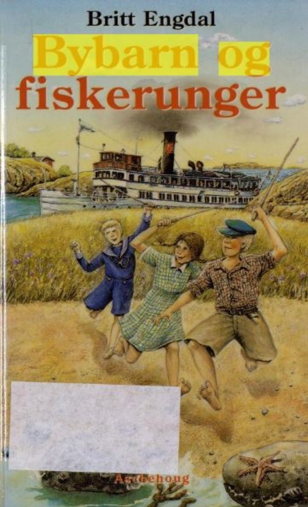 Bybarn og fiskerunger