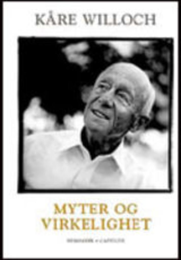 Myter og virkelighet : om begivenheter frem til våre dager med utgangspunkt i perioden 1965-1981