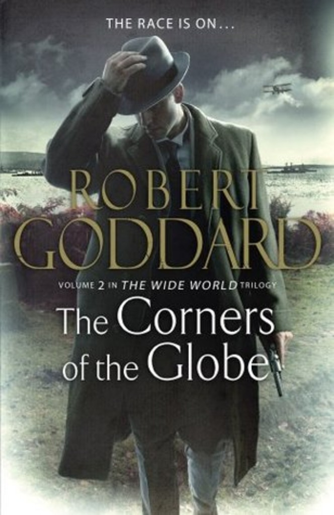 The corners of the globe 2
