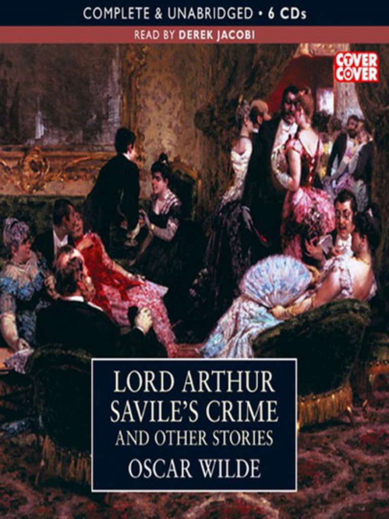 Lord Arthur Savile's crime : and other stories