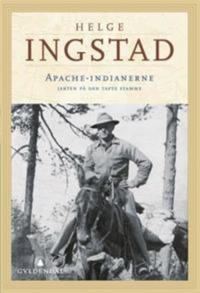 Apache-indianerne : jakten på den tapte stamme