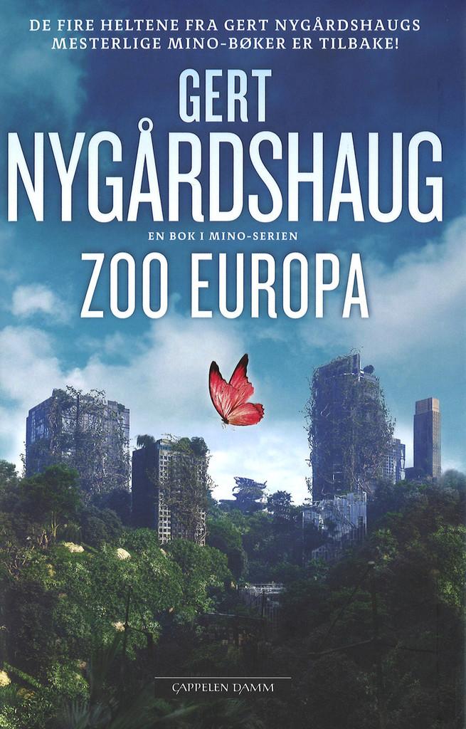 Zoo Europa : roman