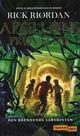 Omslagsbilde:Den brennende labyrinten