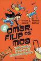Omslagsbilde:Omar, Filip og Moa : oppdrag bye bye, Bamsemann