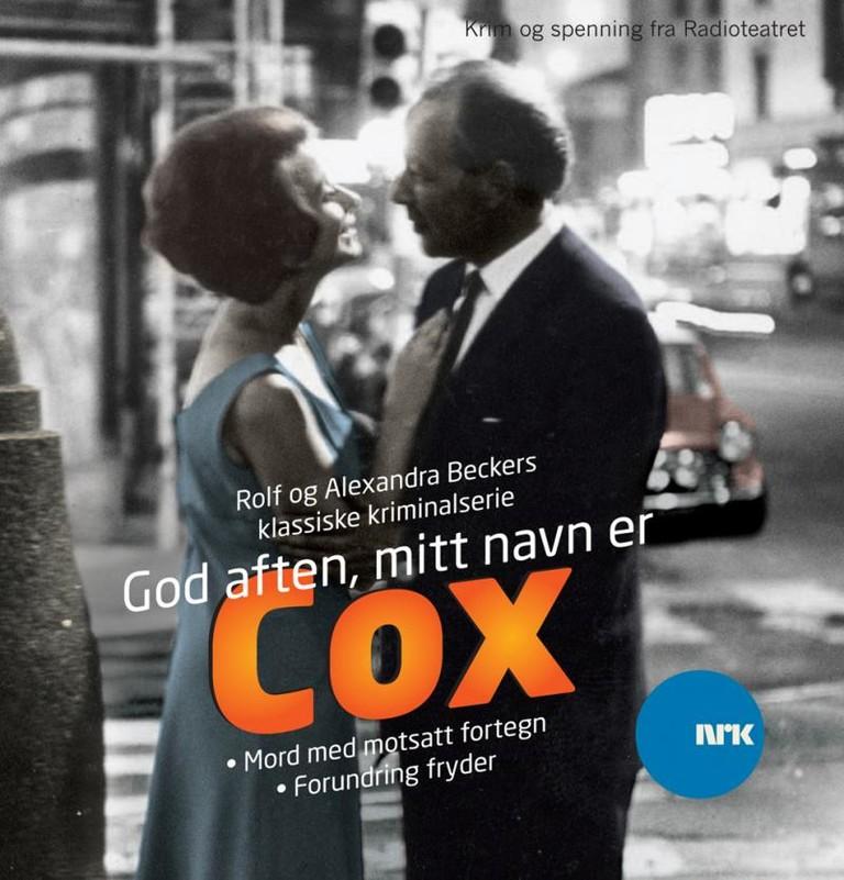 God aften, mitt navn er Cox 5 . 5