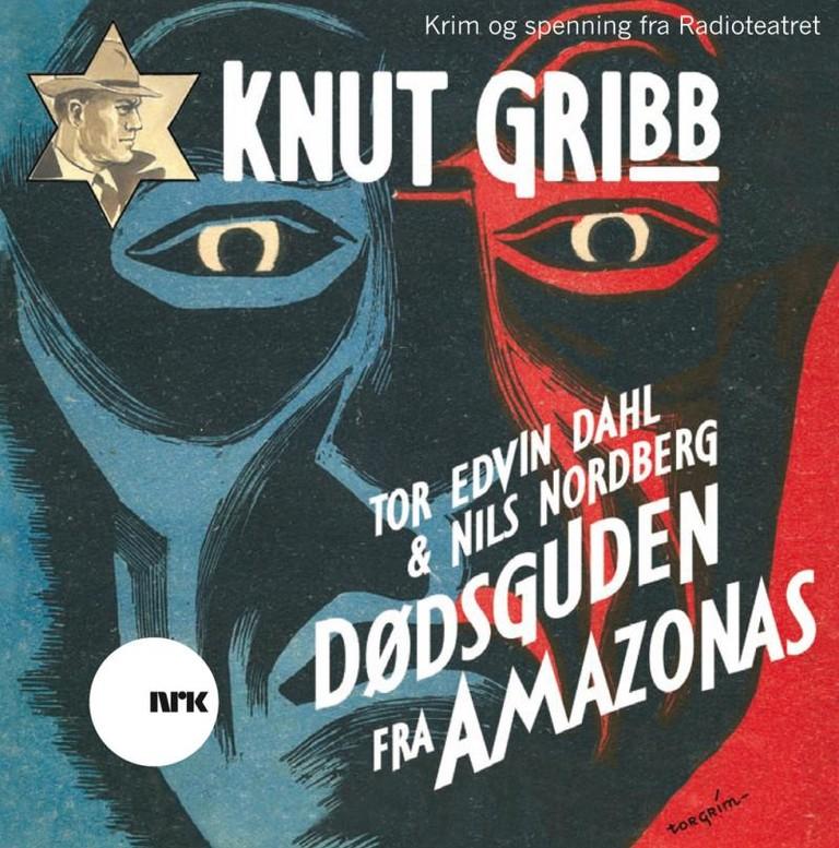 Knut Gribb : Dødsguden fra Amazonas