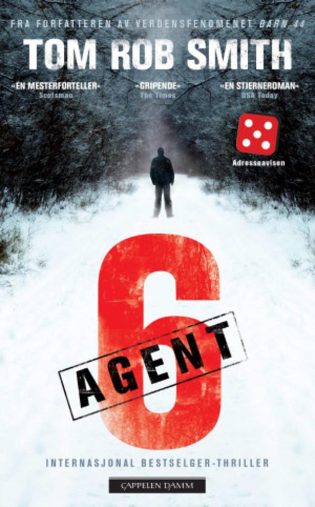 Agent 6 . [3]