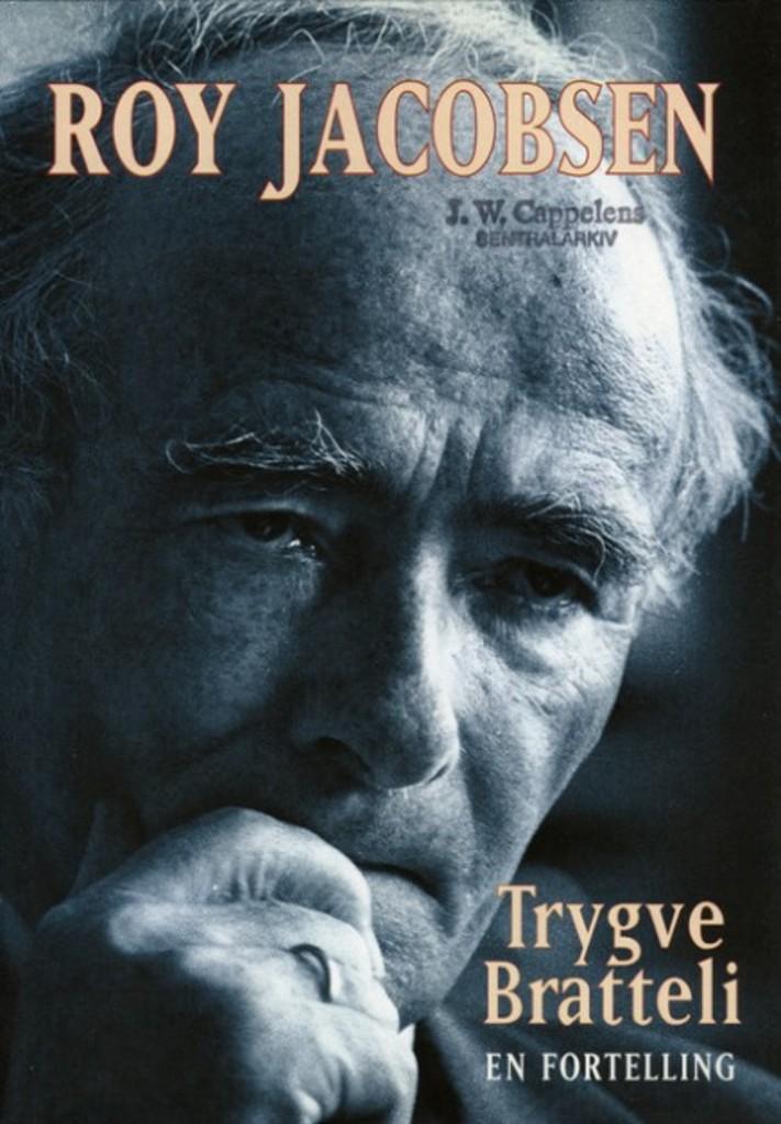Trygve Bratteli : en fortelling