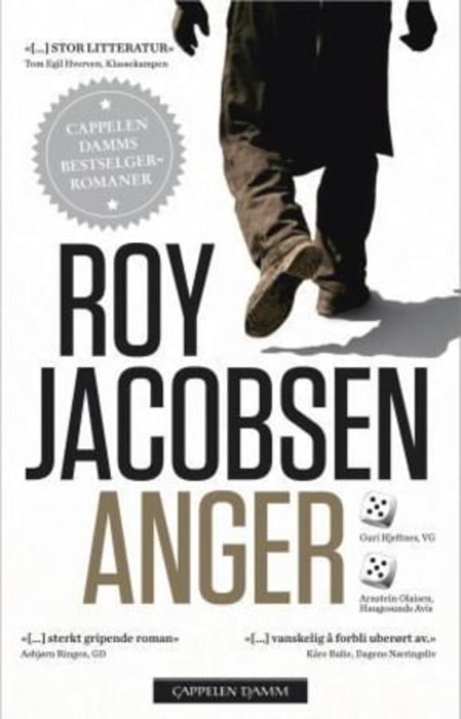 Anger : roman