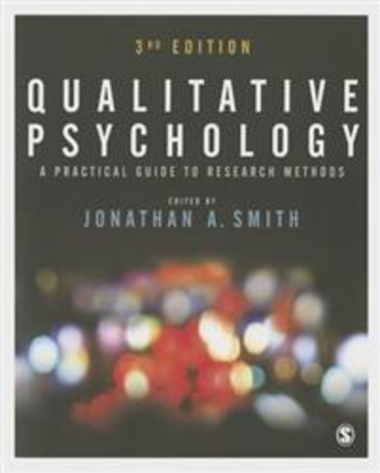 Qualitative psychology : a practical guide to research methods