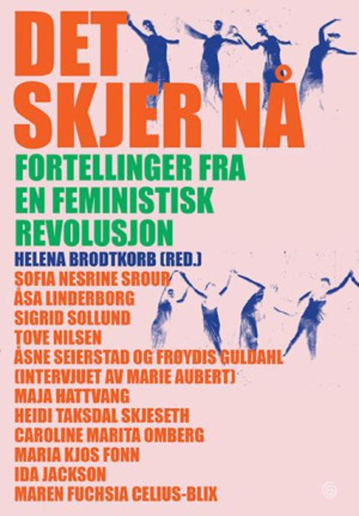 Det skjer nå : fortellinger fra en feministisk revolusjon