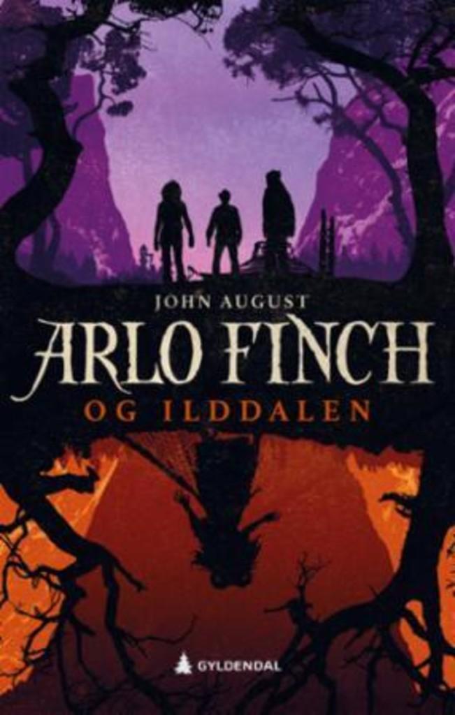 Arlo Finch i Ilddalen