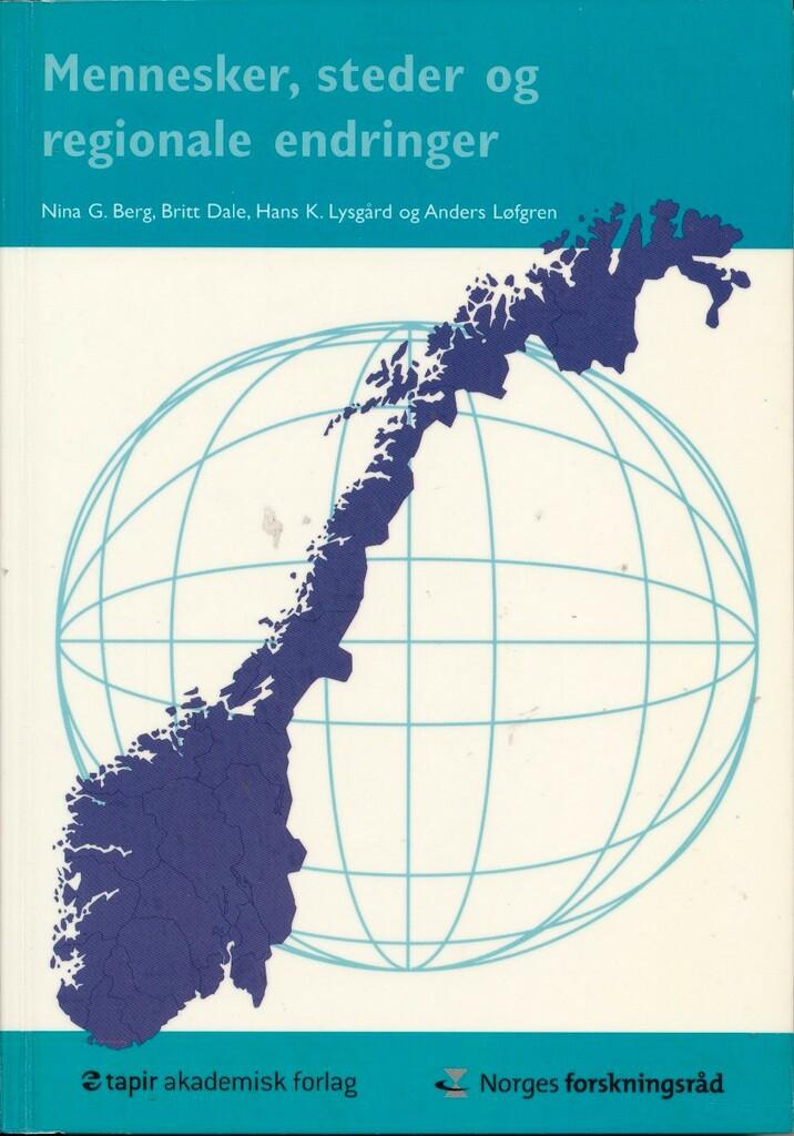 Mennesker, steder og regionale endringer