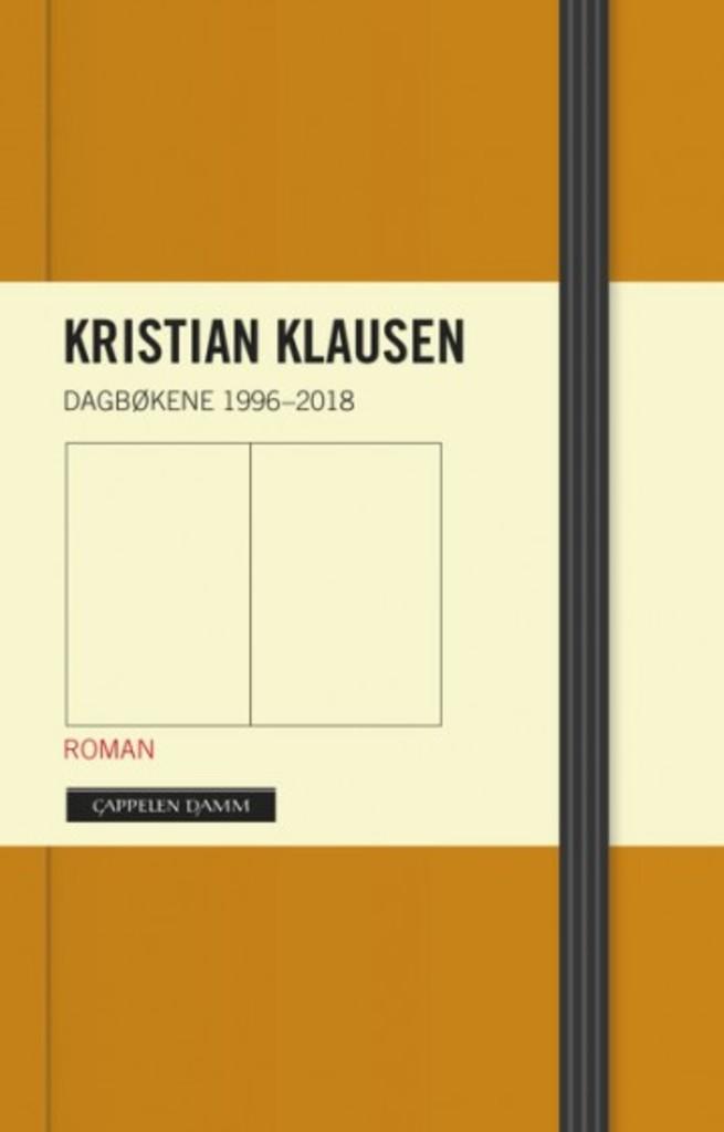 Dagbøkene 1996-2018 : roman