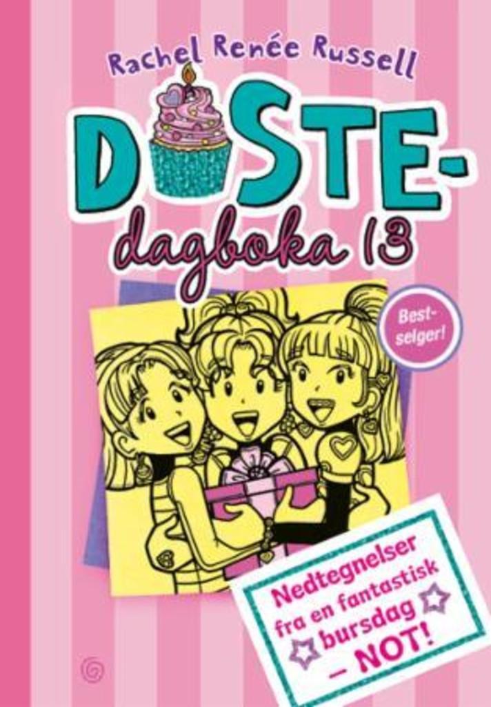Dustedagboka 13 : Nedtegnelser fra en fantastisk bursdag - NOT!