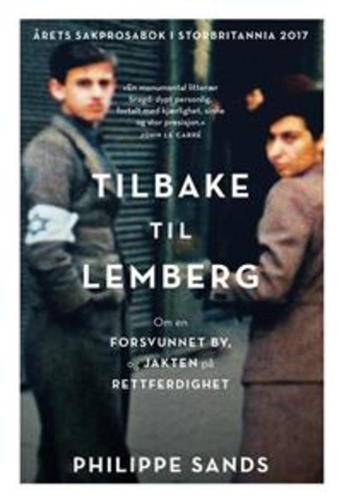 Tilbake til Lemberg : om opphavet til begrepene folkemord og forbrytelser mot menneskeheten