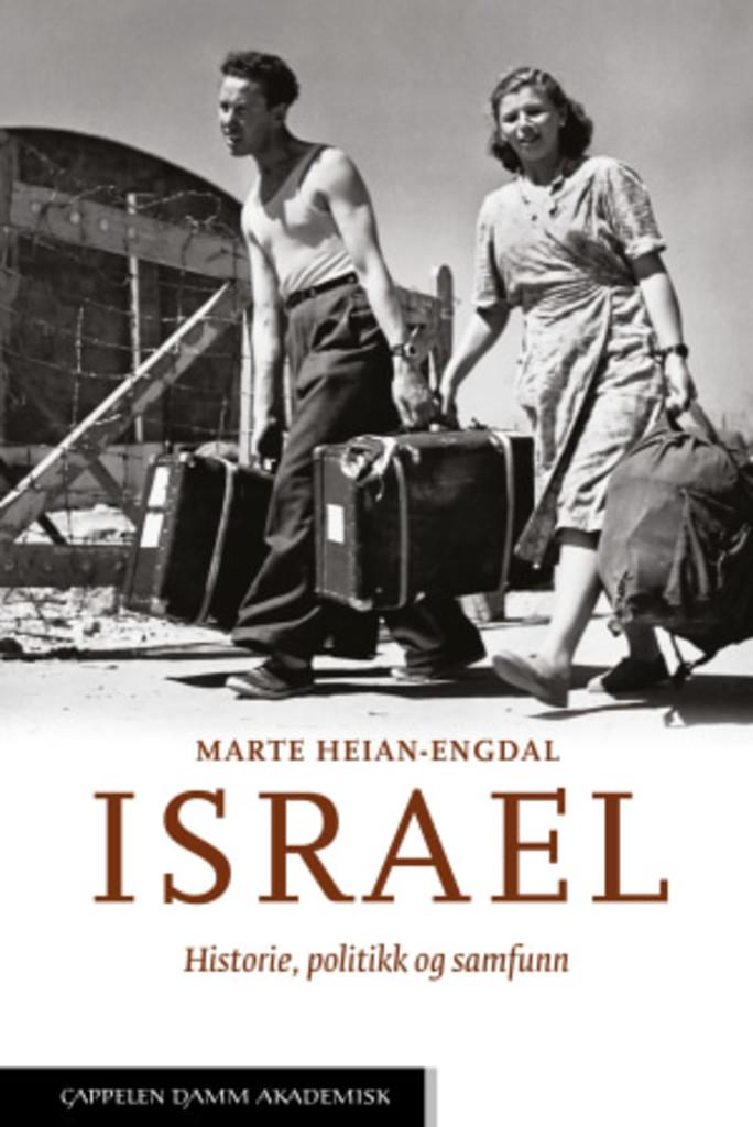 Israel : Historie, politikk og samfunn