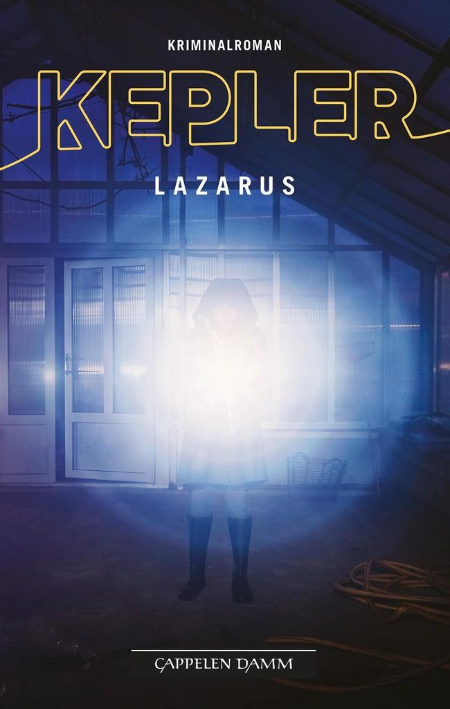 Lazarus : kriminalroman