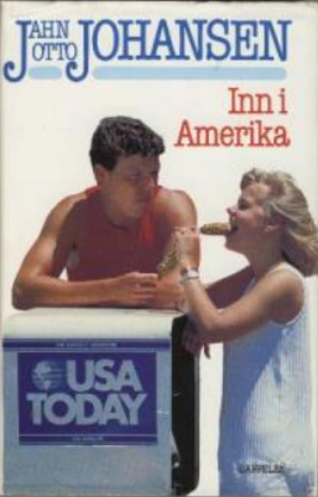 Inn i Amerika
