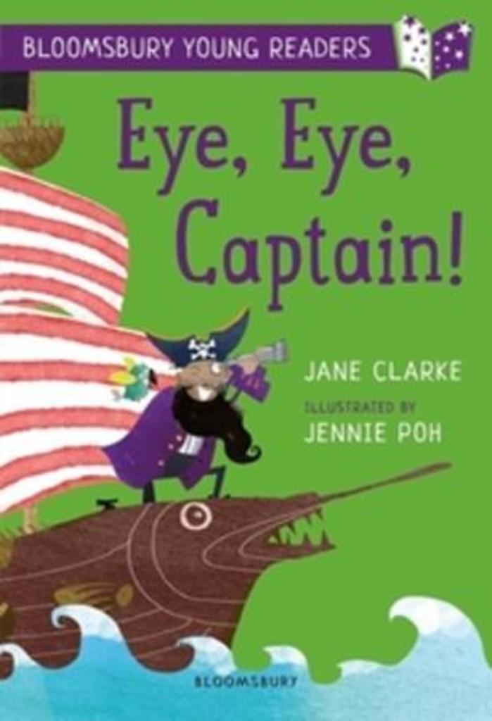 Eye, Eye, Captain! 5