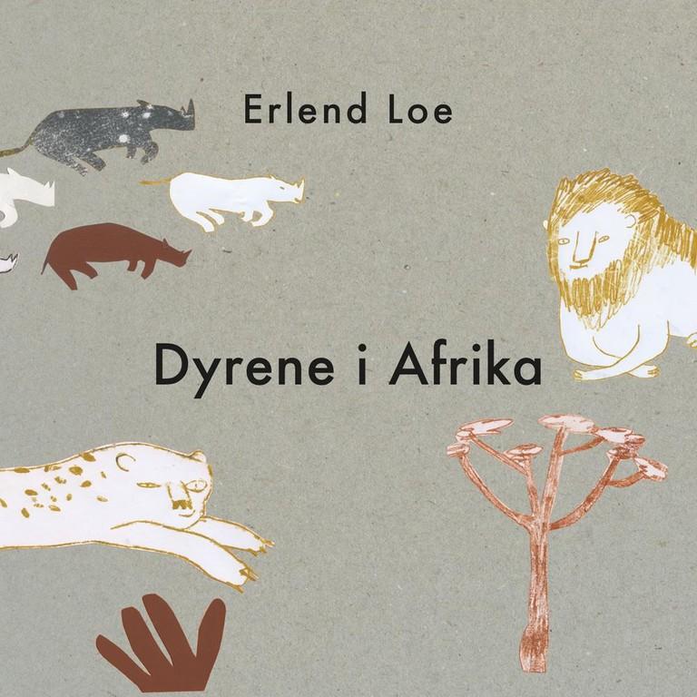 Dyrene i Afrika