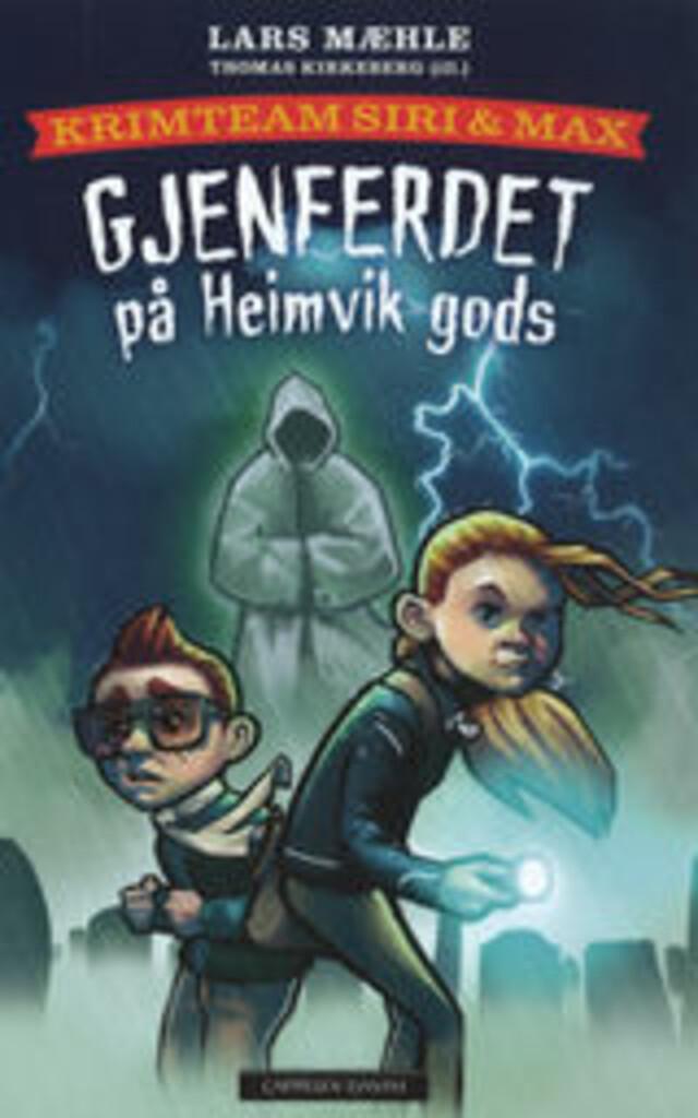 Gjenferdet på Heimvik gods . 3
