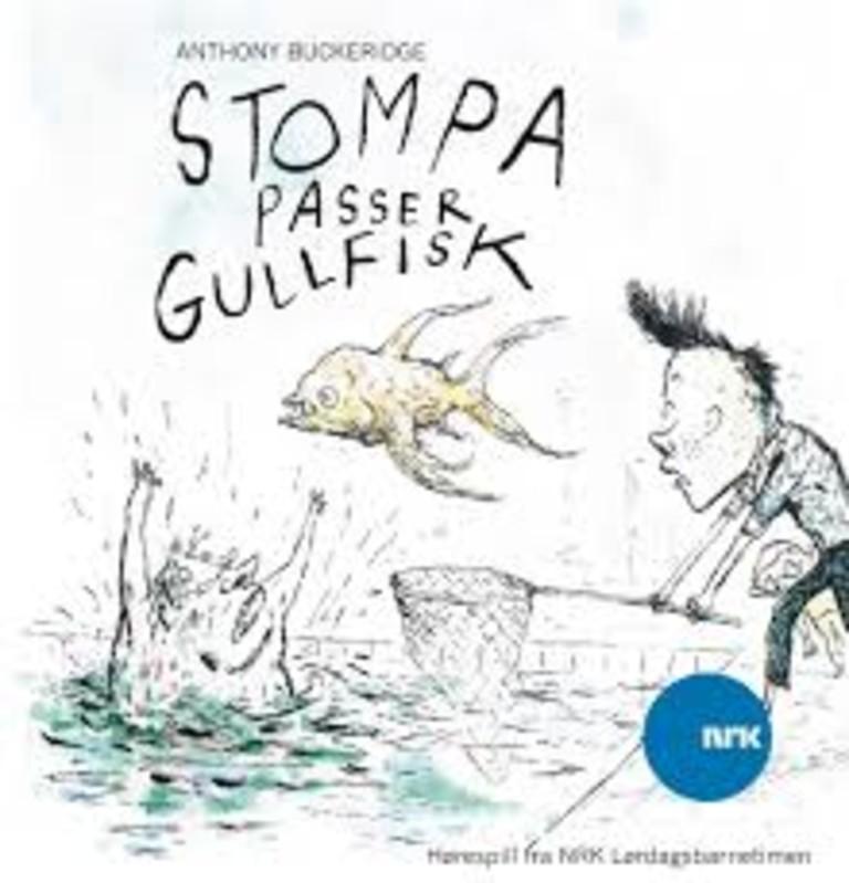 Stompa passer gullfisk