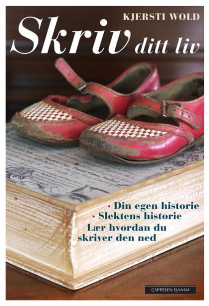 Skriv ditt liv : din egen historie, slektshistorien : lær hvordan du skriver den ned