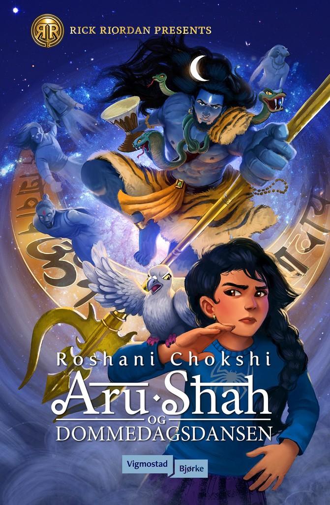 Aru Shah og dommedagsdansen . 1