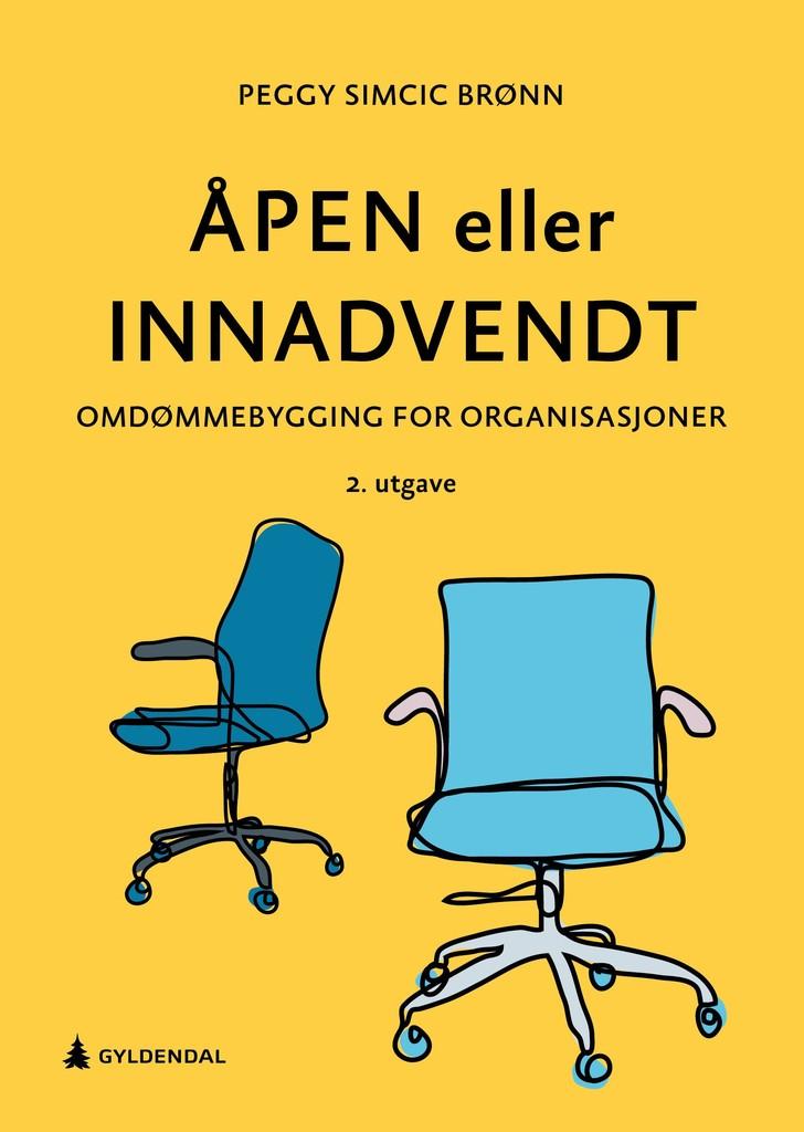 Åpen eller innadvendt : : omdømmebygging for organisasjoner