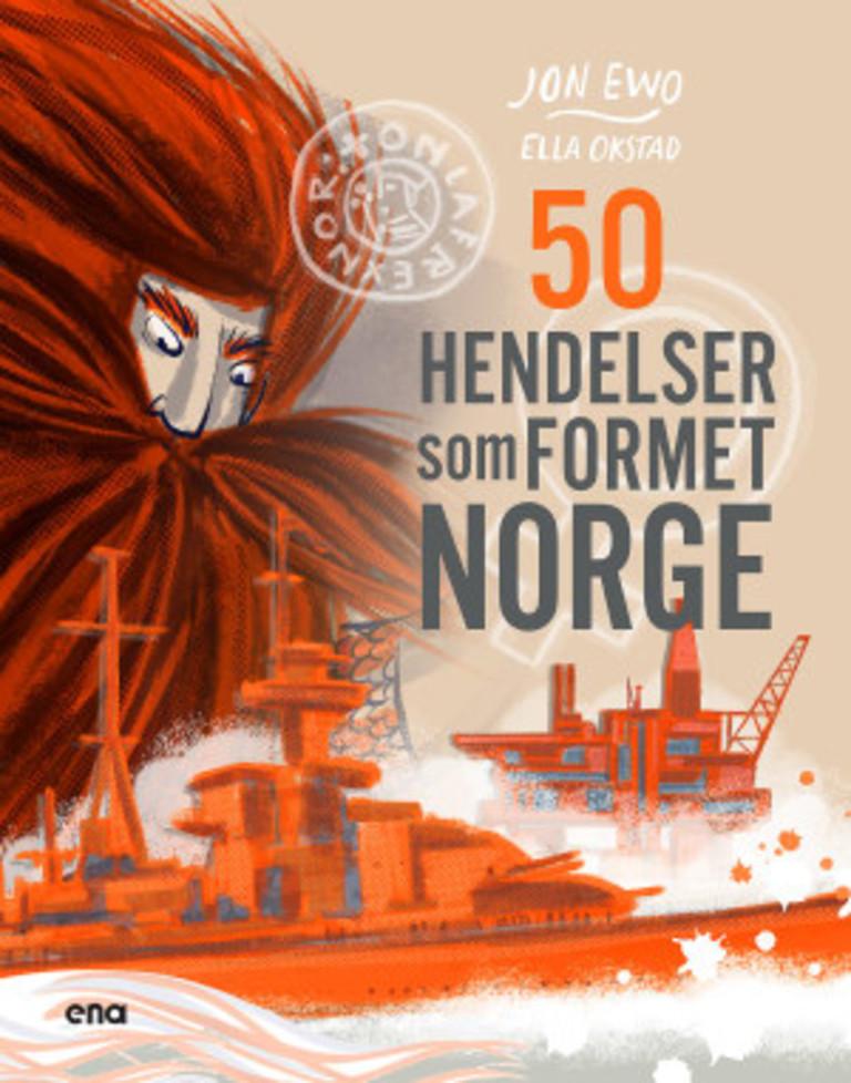 50 hendelser som formet Norge